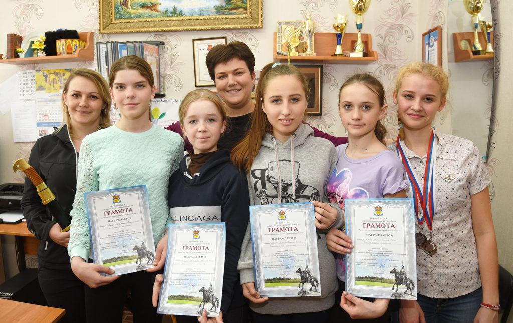Городские казачки | Новости Волгодонска | 644x1024
