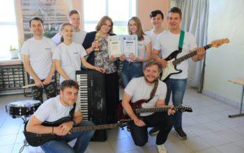 Артисты из Светлого отправились в турне по Оренбургской области