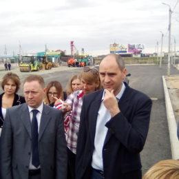 Посещение Соль-Илецкого  округа Денисом Паслером закончилось «разбором полётов»