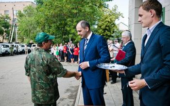 Минлесхоз Оренбургской области радикально обновил парк спецтехники
