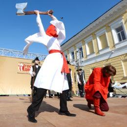 Театрально по-оренбургски
