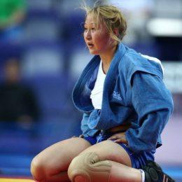Оренбургская самбистка выиграла Кубок России