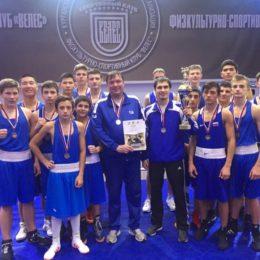 Боксёры Оренбуржья взяли серебро на турнире в Кургане