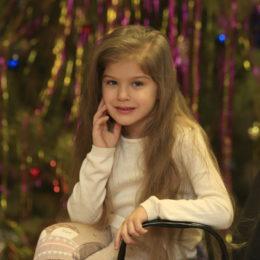 Пятилетнюю оренбурженку назвали самой красивой девочкой России