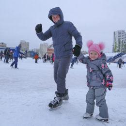 Ледяные забавы