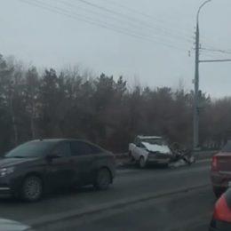 В Госавтоинспекции пока не комментировали крупное ДТП на Нежинском шоссе