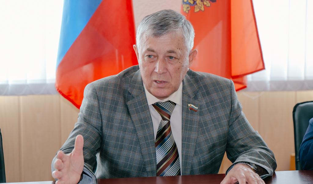 Надыр Ибрагимов: Поправки в Конституцию – это новая степень защиты страны и её границ