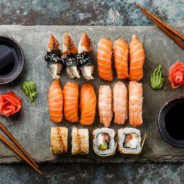 Доставка суши в Оренбурге – быстро, выгодно, удобно