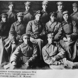 Оренбургский след полководца