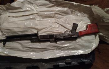 В Оренбурге осудили владельца крупного схрона оружия и боеприпасов