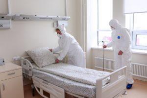 Ещё один житель Оренбургской области скончался за сутки от коронавируса