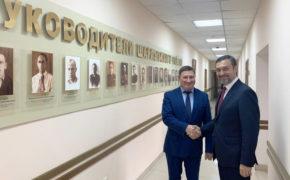 Главой Шарлыкского района стал Дмитрий Волков