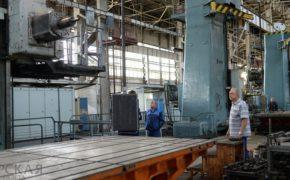 В Орске на заводе «Уралмаш-горное оборудование» металлургический цех законсервировали до весны