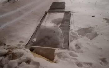 В Оренбурге семилетняя девочка выпала из окна девятого этажа