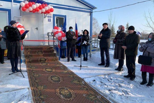 Три фельдшерско-акушерских пункта открыты в Оренбургской области