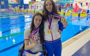 Оренбургские паралимпийцы завоевали семь медалей на чемпионате России по плаванию