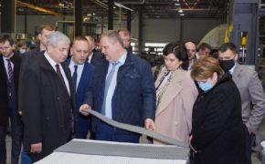 Владимир Семашко предложил расширить кооперацию оренбургских и белорусских машиностроителей