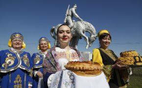 Форум «Движения сельских женщин России» прошёл сегодня в Оренбургском районе