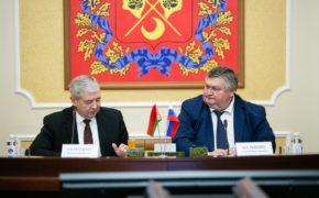 В Оренбуржье работает официальная делегация Республики Беларусь