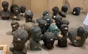 75 скульптур пополнили коллекцию областного музея изобразительных искусств
