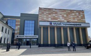 На открытие музея Черномырдина приехали губернатор Денис Паслер и советник президента Владимир Толстой