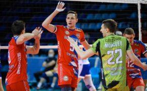 Оренбургский «Нефтяник» победил в матче с «Газпром-Югрой»