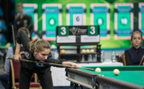 Оренбурженка Диана Миронова стала двенадцатикратной чемпионкой России по бильярдному спорту