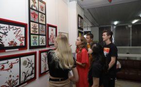 В Оренбурге открылась конкурс-выставка «Дизайн глазами молодых»