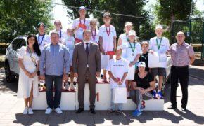 Подведены итоги первенства Оренбурга по теннису