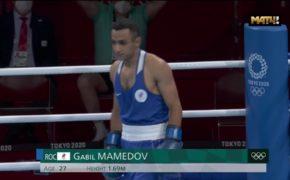 Оренбуржец Габил Мамедов прокомментировал свою первую победу на Олимпийских играх в Токио