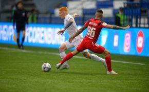 После победы над «Енисеем» Оренбург догнал по очкам московский «Торпедо»