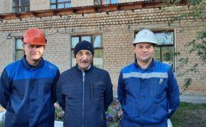 Трудовой стаж семьи Уразбаевых на заводе «Коммунар» в Саракташе – 80 лет