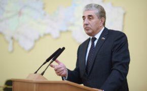 Сергей Грачёв вновь возглавил Законодательное собрание Оренбургской области