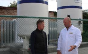 В Бузулукской больнице скорой помощи установили мощные газификаторы