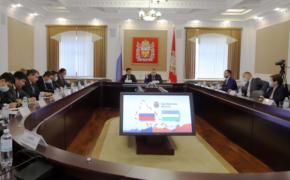 Делегаты из Узбекистана предложили открыть в Оренбуржье торговый дом