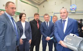 В Медногорске на заводе «Уралэлектро» запущен высокопроизводительный литейный комплекс