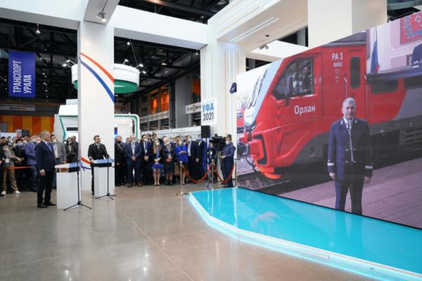 Скорый поезд «Оренбург – Уфа» перевезёт за год 100 тысяч пассажиров