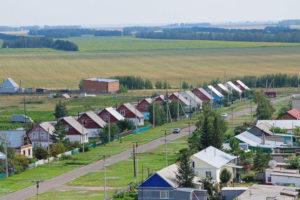 В следующем году Оренбуржье получит федеральные средства на 18 проектовблагоустройства сельских территорий