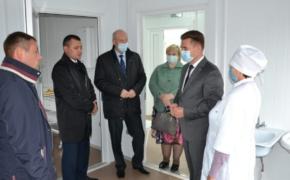 В селе Соковка Северного района открылся современный фельдшерско-акушерский пункт