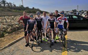 Оренбуржцы успешно выступили на соревнованиях по велоспорту в Сирии